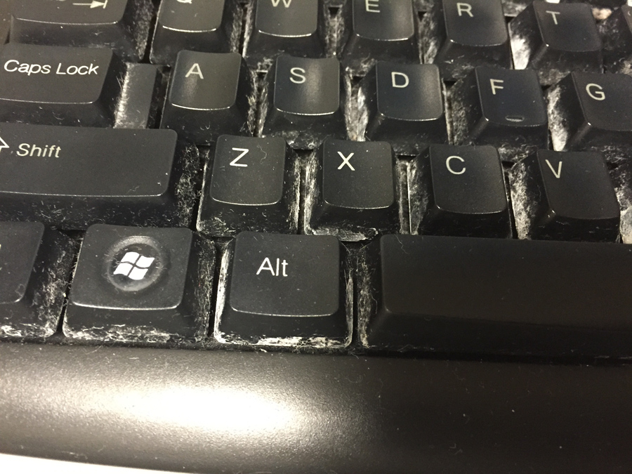 Image result for Most Dirty Office Equipment